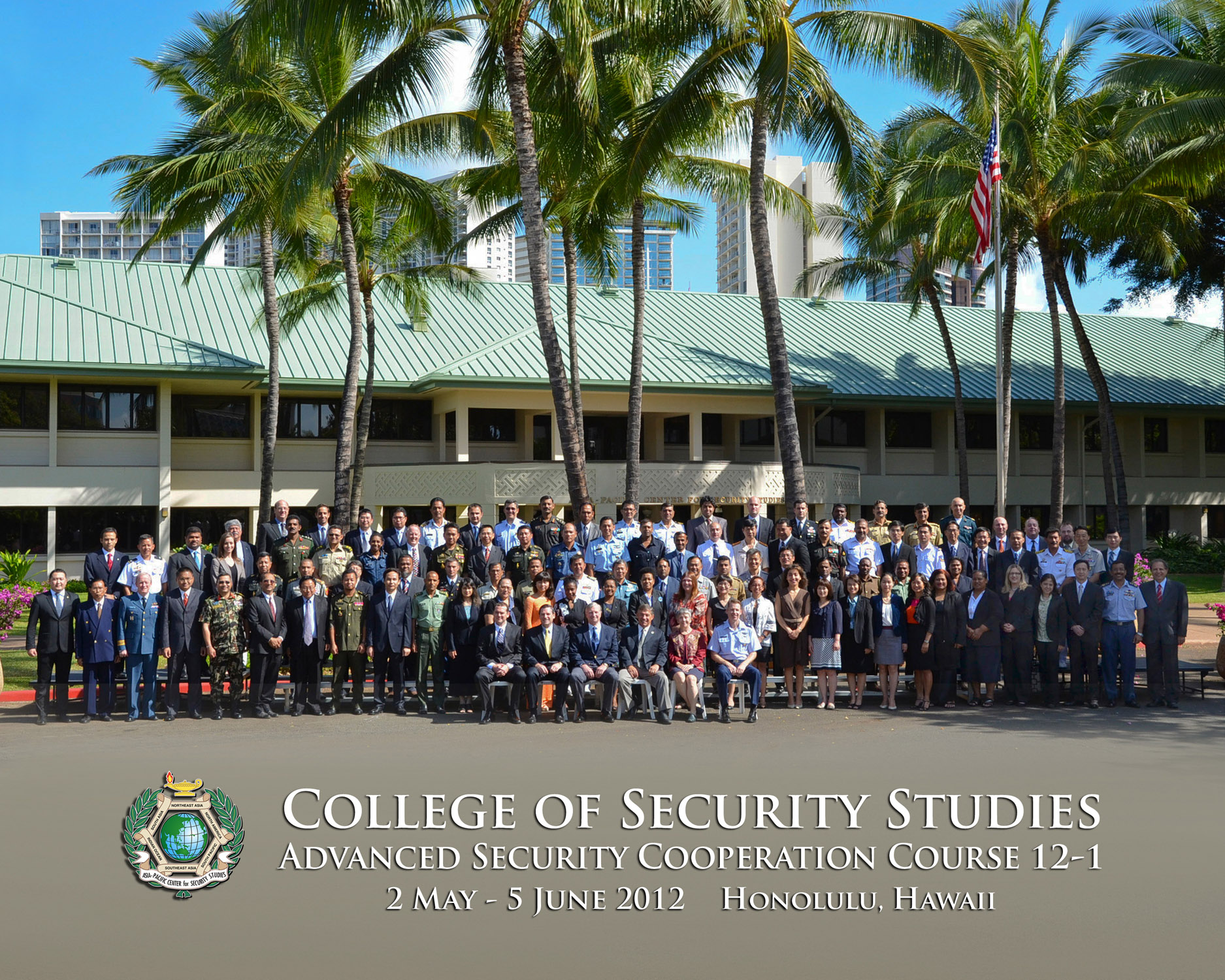 Asian pacific center for security studies