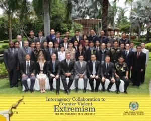 Interagency Collaboration to Counter Violent Extremism Group Photo