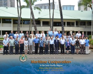Maritime Cooperation in the Indo-Pacific Region