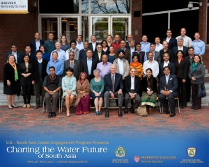 Water Future 2013 Group Photo