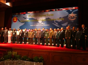 Photo of DEAN CRAMER ATTENDS 17TH ASEAN REGIONAL FORUM HEADS OF DEFENSE UNIVERSITIES, COLLEGES AND INSTITUTIONS MEETING