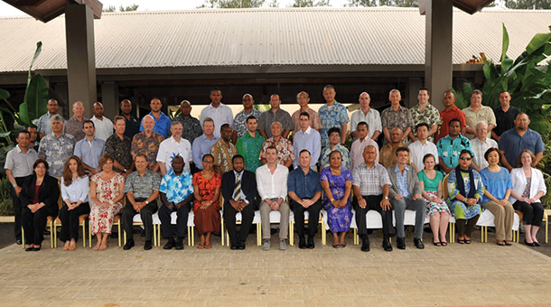 Vanuatu Workshop Photo