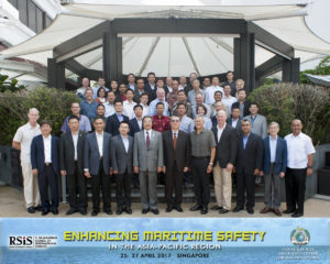 Enhancing Maritime Safety Group Photo