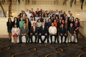 Countering Violent Extremism in Southeast Asia workshop group photo