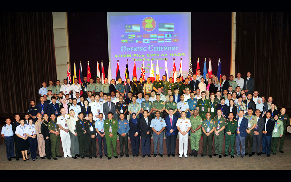 ASEAN group photo