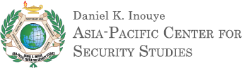 Daniel K. Inouye Asia-Pacific Center for Security Studies Logo