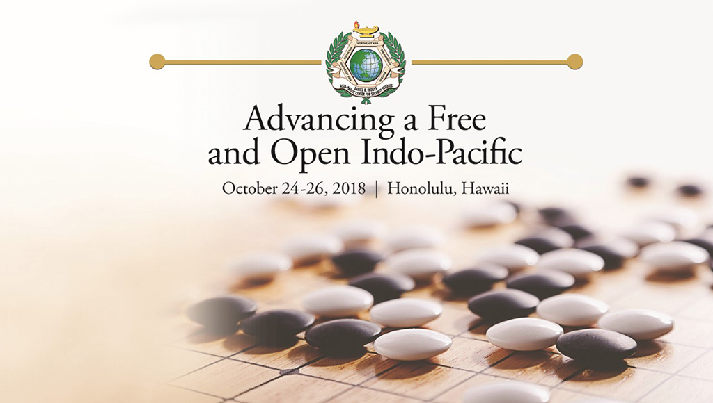 Free and Open Indo-Pacific (FOIP) strategy